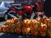 In den Strassen von San Jose - Sparschweine warten auf ihre Bestimmung